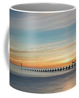 Aberdeen Beach Sunrise Coffee Mug