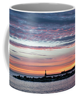 Aberdeen Lighthouses Coffee Mug