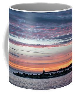 Aberdeen Lighthouses Coffee Mug