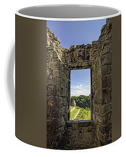 Coffee Mug featuring the photograph Aberdour Castle by Jeremy Lavender Photography