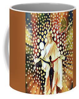 Abide Coffee Mug