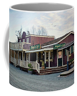 Abigail's Cafe - Hope Valley Art Coffee Mug