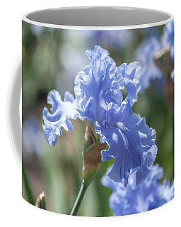 Abiqua Falls 1. The Beauty Of Irises Coffee Mug