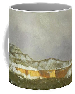 Abiquiu Band Of Gold Coffee Mug