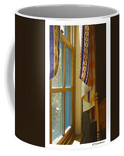 Abiquiu Window Coffee Mug by R Thomas Berner