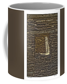 Abo Window Coffee Mug