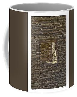 Abo Window Coffee Mug by R Thomas Berner