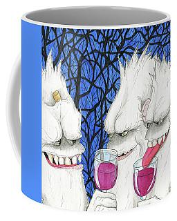 Abominable Wine Club Coffee Mug