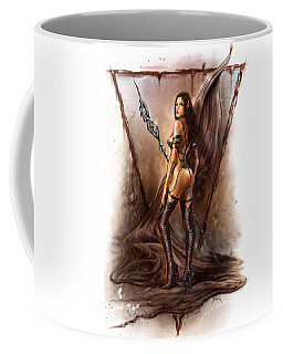 About Elves And Steel  Coffee Mug
