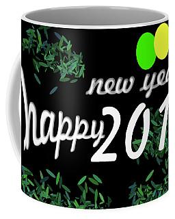 About New Year Coffee Mug
