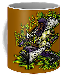 About To Cut You With This Sword Coffee Mug