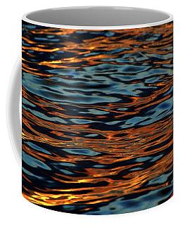 Above And Below The Waves  Coffee Mug
