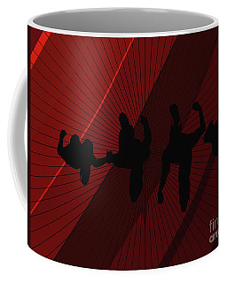 Above Perspective Coffee Mug