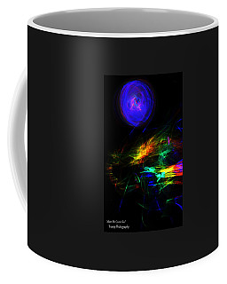 Above The Cosmic Sea Coffee Mug