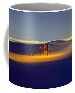 Above The Fog II Coffee Mug