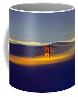 Above The Fog II Coffee Mug