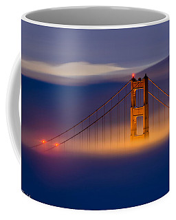 Above The Fog Coffee Mug