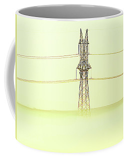 Above The Fog Coffee Mug