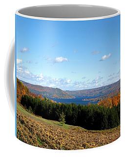 Above The Vines Coffee Mug