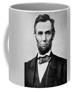 Abraham Lincoln -  Portrait Coffee Mug by International  Images