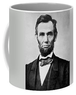 Abraham Lincoln -  Portrait Coffee Mug
