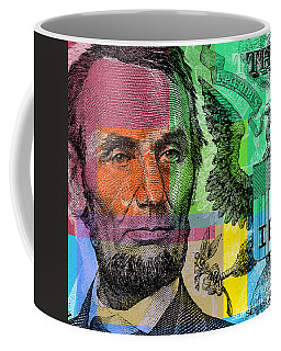 Abraham Lincoln - $5 Bill Coffee Mug