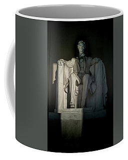 Abraham Lincoln And The Current State Of Affairs Coffee Mug