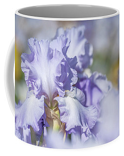 Absolute Treasure 1. The Beauty Of Irises Coffee Mug