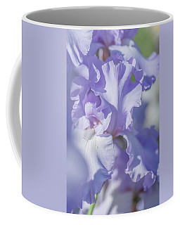 Absolute Treasure Closeup 2. The Beauty Of Irises Coffee Mug