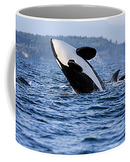 Absolutely Free - Whale Art Coffee Mug