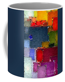 Abstract 005 Coffee Mug