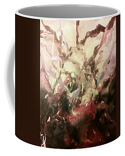 Abstract #01 Coffee Mug by Raymond Doward