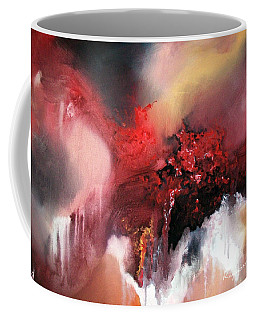 Abstract #02 Coffee Mug by Raymond Doward