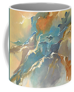Abstract #04 Coffee Mug by Raymond Doward
