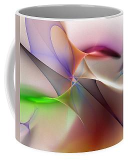 Abstract 082710 Coffee Mug