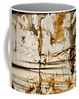 Abstract 1317 Old Wallpaper As Landscape Coffee Mug