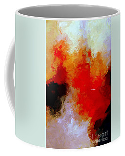 Coffee Mug featuring the digital art Abstract 1909f by Rafael Salazar