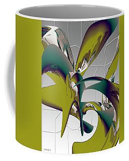 Abstract 2258 Coffee Mug
