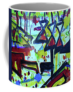 Abstract-27 Coffee Mug