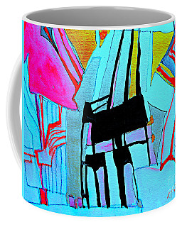 Abstract-28 Coffee Mug