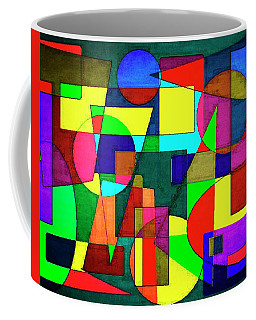 Abstract 4e Coffee Mug
