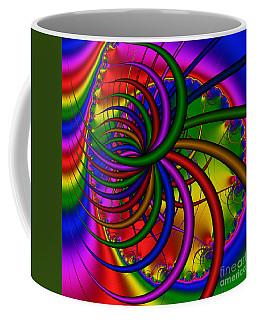 Abstract 523 Coffee Mug
