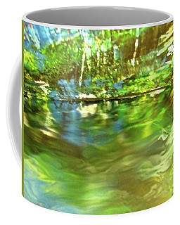 Coffee Mug featuring the photograph Abstract 6793 by Stephanie Moore