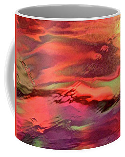 Coffee Mug featuring the photograph Abstract 6797 by Stephanie Moore