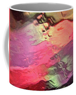 Coffee Mug featuring the photograph Abstract 6805 by Stephanie Moore