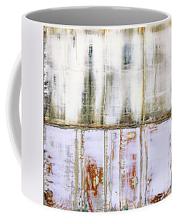 Coffee Mug featuring the painting Art Print Abstract 79 by Harry Gruenert