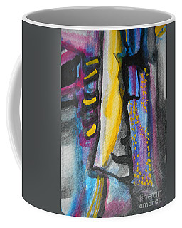 Abstract-8 Coffee Mug