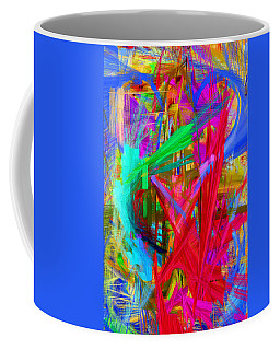 Abstract 9028 Coffee Mug
