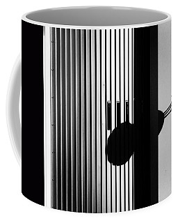 #abstract #accidentalart #blackandwhite Coffee Mug