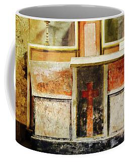Abstract Altar Coffee Mug